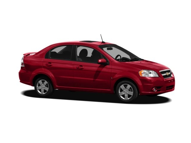 2011 CHEVROLET Aveo 4-door 1LT   