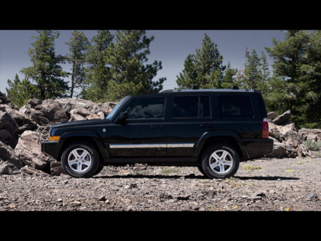 Black Jeep Commander Rims. rims Jeep+commander+2007