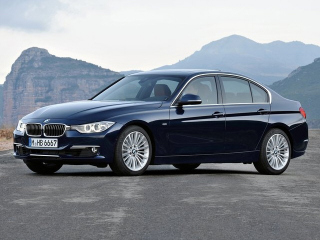 2012 BMW 328i Sedan   