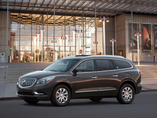 2013 BUICK Enclave FWD 4dr Leather