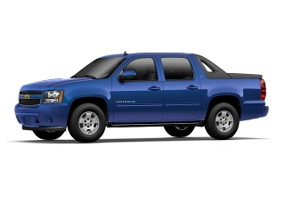 2011 CHEVROLET Avalanche 2-Wheel Drive LT