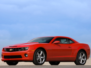 2013 CHEVROLET Camaro Coupe 2SS   