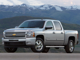 2013 CHEVROLET Silverado 1500 Crew Cab Short Box 2-Wheel Drive LT