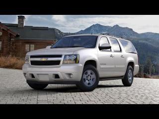 2014 Chevrolet Suburban 4WD 4dr LTZ