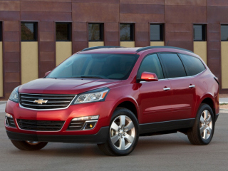 2013 CHEVROLET Traverse FWD LTZ   