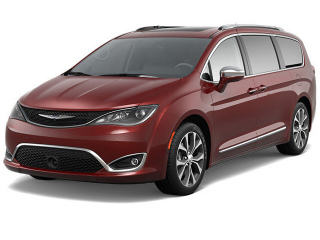 2017 CHRYSLER PACIFICA Touring L Plus Cordovan 3.6L V6 24V VVT