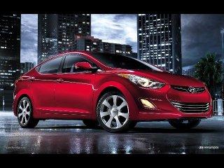 2011 Hyundai ELANTRA 4DR SDN AUTO GLS (ULSAN PLANT)