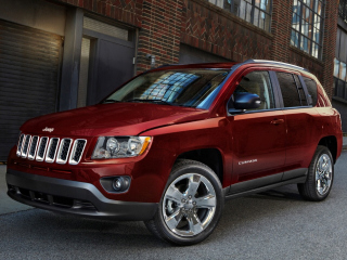 2011 JEEP Compass FWD 4dr Limited