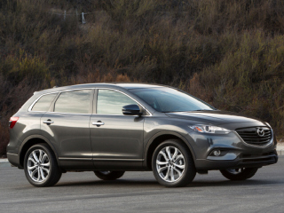 2013 MAZDA CX-9 FWD 4dr Grand Touring