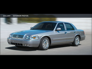 2008 MERCURY Grand Marquis 4dr Sdn LS   