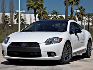 2012 MITSUBISHI Eclipse Auto GS Sport   
