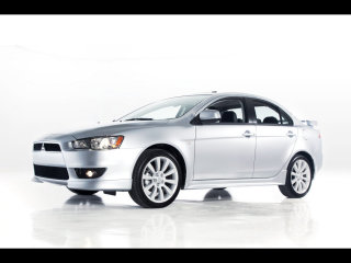 2011 MITSUBISHI Lancer TC-SST Ralliart AWD