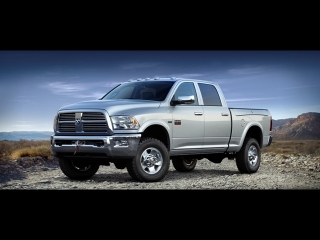 2012 RAM 2500 4WD Crew Cab 6.4 Ft Box SLT